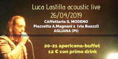 Luca Lastilla ACOUSTIC LIVE
