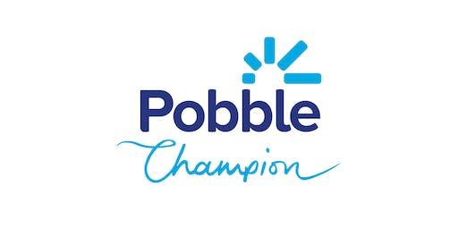 Widnes - Pobble Champion training 19th June (9.15am-12.00pm)