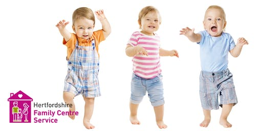 Active Mini Movers - Greenfield Family Centre - 26 Jun, 9:30