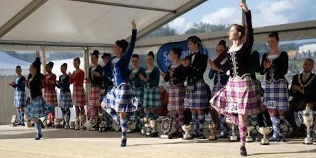 Scottish Open and World Highland Dancing Championships 2019 - Competitor Entry - Cowal Gathering tickets