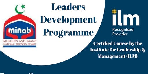 MINAB Leadership Development Programme in Bradford