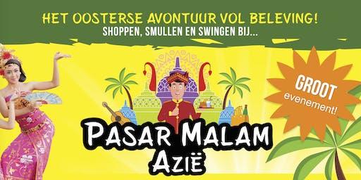 PASAR MALAM AZIË in Breda