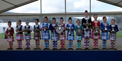 Argyllshire Confined Championship and Pre-Premier Confined Competition 2019 - Competitor Entry - Cowal Gathering