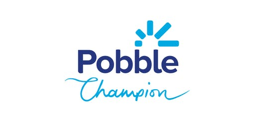 North East - Pobble Champion training 20th June (9.15am-12.00pm)