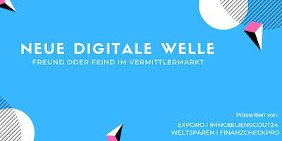 Neue digitale Welle: Freund oder Feind im Vermittl