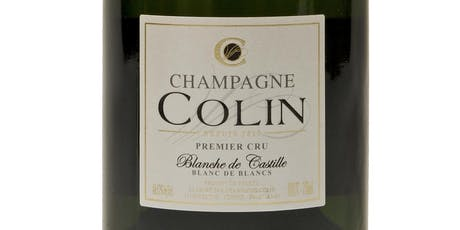 MEET THE GROWER JUNE 2019 | Champagne COLIN Tasting Dinner with Delphine | BATH tickets