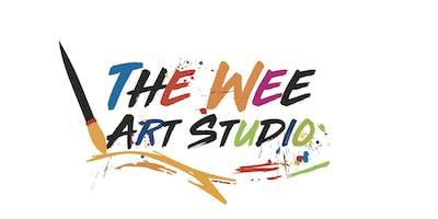 4 Day Kids Summer Art Workshop - Exploring Famous Artist