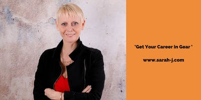Find The 'Next' in Your Career with Coach Sarah Jones