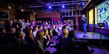 Glug Leeds: Creative X Tech  tickets