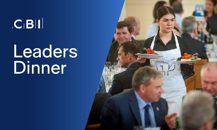 Leaders Dinner (by invitation only)