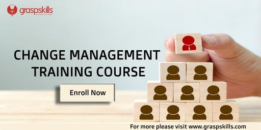 Change Management Training Course in Montreal