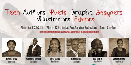 iGeneration: Teen Authors & Artists | Kes 10,000 tickets
