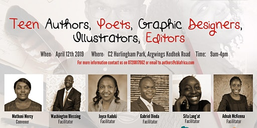 iGeneration: Teen Authors & Artists | Kes 10,000