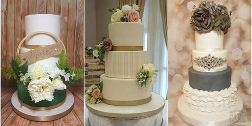 Wedding Cake Tasting & Consultation - 13th July 2019