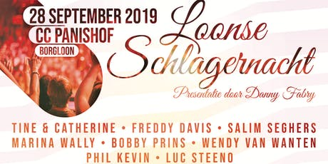 Loonse Schlagernacht 2019 tickets