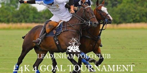 £4K 4 Goal Tournament