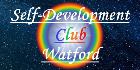 SELF-DEVELOPMENT CLUB WATFORD: How distractions control your mind. tickets
