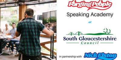 Forging People - Speaking Academy at South Gloucestershire Council