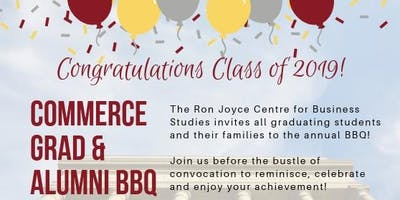 2019 Mount Allison Commerce Graduate & Alumni BBQ