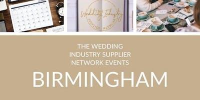 The Wedding Industry Supplier Networking Event BIRMINGHAM