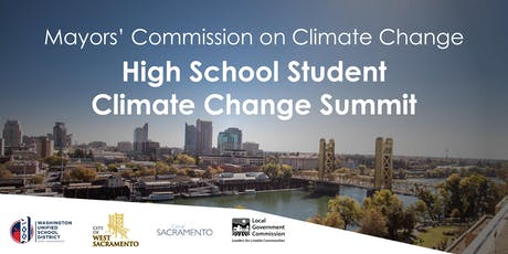 High School Student Climate Change Summit tickets