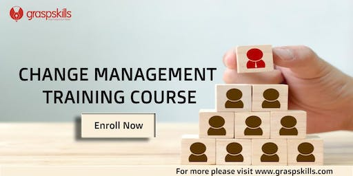 Change Management Training Course in Quebec - Canada