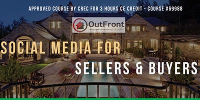 3 HR CE 'Social Media for Sellers & Buyers' with Christian Frazier
