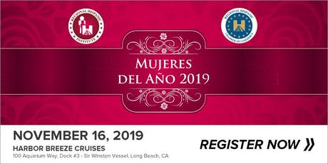 Mujeres Del Año Awards Gala 2019 tickets