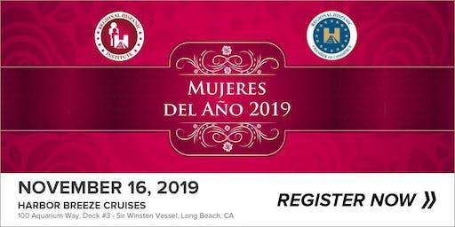 Mujeres Del Año Awards Gala 2019
