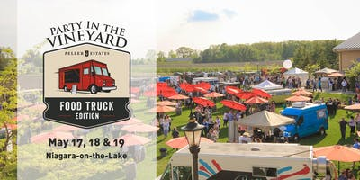 Party in the Vineyard: Food Truck Edition