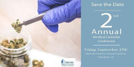 MUSC 2nd Annual Medical Cannabis: The Science of Cannabis and it's Changing tickets