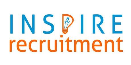 Inspire Recruitment Bristol - October 2019 tickets