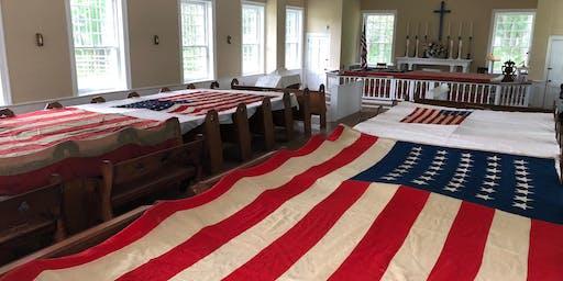 American Flag Celebration & Historic Display