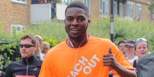 Royal Parks Half Marathon 2019- Run4ReachOut