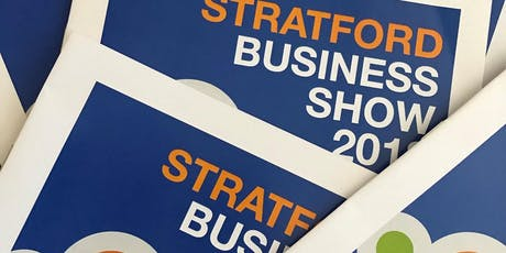 Stratford Business Show 2019 - pre show FREE networking breakfast 8:00 tickets