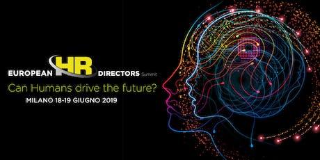 European Hr Directors Summit 2019 biglietti