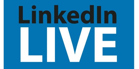 LinkedInLIVE @ #StratBizShow19  tickets