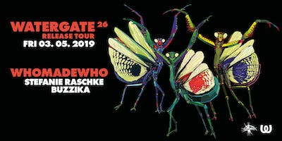 Watergate+26+Release+Tour+w-+WHOMADEWHO%2C+Stef