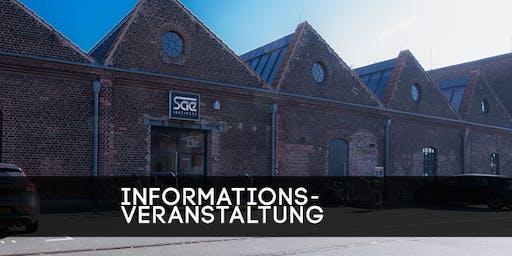 Informationsabend (Studium & Finanzierung) am SAE Institute Köln