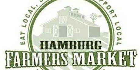 Hamburg Farmers Market tickets