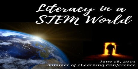 Literacy in a STEM World  tickets