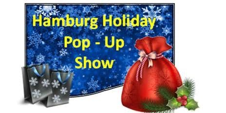 Hamburg Holiday Pop Up Show