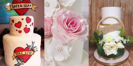 12th Oct 2019 - Wedding Cake Tasting & Consultation
