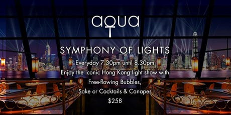 Symphony of Lights X Aqua Spirit tickets