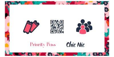 PRIORITY PASS / Chic Nic di Pasquetta Village Of Love - Villa Contarini
