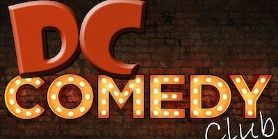 DC Comedy Club Night June 2019