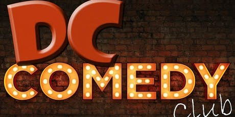DC Comedy Club Night June 2019 tickets