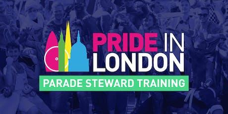 Parade Steward Training - P14 tickets