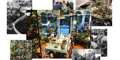 Open Terrarium Workshop