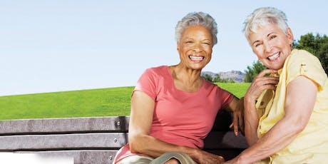 Free Seniors Seminar Series: Living An Active Lifestyle tickets